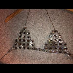 Other - Diamond bra